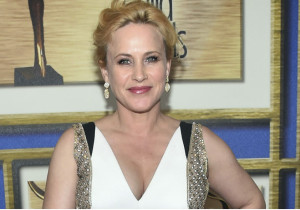 Patricia Arquette A Week Before Oscars.