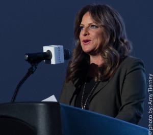 WIF President, Cathy Schulman