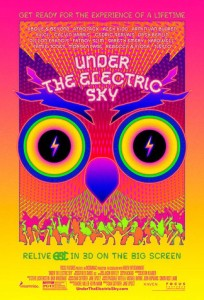 under electric sky