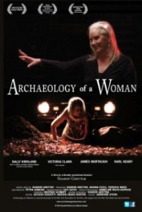 archeology of a women poster