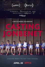casting jonbenet poster