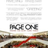 PAGE ONE: INSIDE THE NEW YORK TIMES (2011) — RetroView by Jennifer Merin