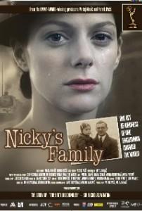 nicky's family poster art