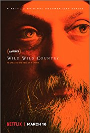wild wild country poster
