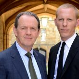 INSPECTOR LEWIS:  Crime, Art, Imagination, and Fantasy