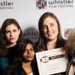 AWFJ @ Whistler Film Fest Presents EDAs to Three Women Filmmakers — Jennifer Merin reports