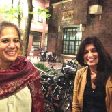 EDA Awards @ IDFA 2015 Filmmaker Interview: Miriam Chandy Menacherry and Maheen Zia on LYARI NOTES