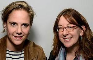 Sabine Krayenbühl and Zeva Oelbaum