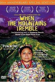 pamela yates mountain poster