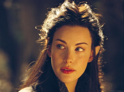 "Liv Tyler as Arwen in ""The Lord of the Rings."" Photo provided"