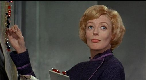"In 1970, Maggie Smith won her first Oscar at age 36 for playing the title role in ""The Prime of Miss Jean Brodie."" Photo provided"
