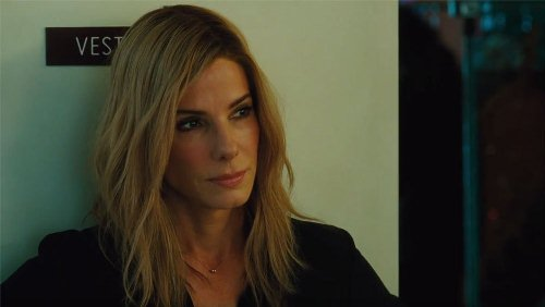 """Sandra Bullock appears in a scene from """"Our Brand Is Crisis."""" Photo provided"""