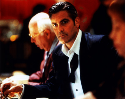 "George Clooney stars in 2001's ""Ocean's Eleven."" Photo provided"