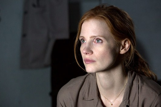 "Jessica Chastain is filming ""The Zookeeper's Wife."" Photo provided"