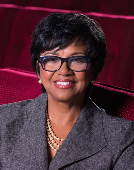 Academy of Motion Picture Arts and Sciences Cheryl Boone Isaacs. Photo provided