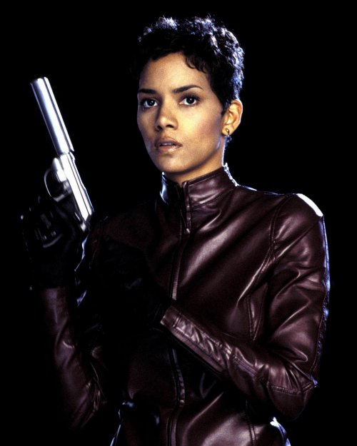 "Halle Berry appears in the James Bond film ""Die Another Day."" MGM photo"
