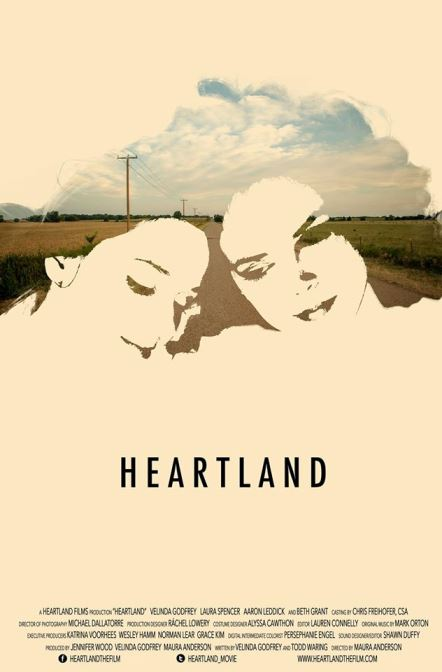 the Oklahoma feature film Heartland made its world premiere over the weekend at the CineQuest Film Festival taking place in San Jose, Calif. The film will screen there again at 1:30 p.m. Thursday. Image provided