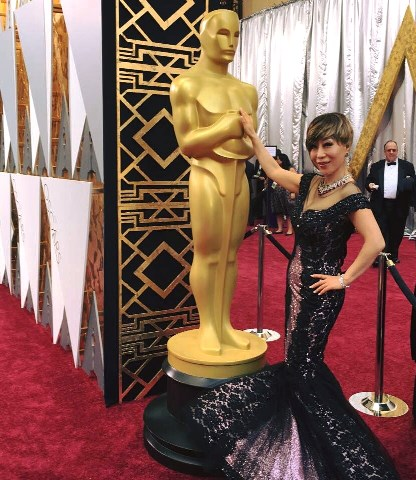 "Although she attended the Oscars, South Korean soprano Sumi Jo wasn't invited to perform the best original song nominee ""Simple Song #3"" from ""Youth. Photo provided"