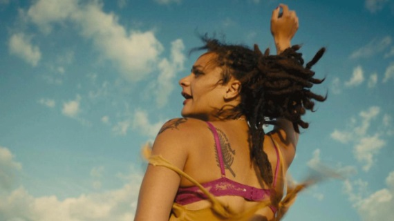 "Sasha Lane stars in Andrea Arnold's new film ""American Honey."" Parts & Labor and Pulse Films photo"