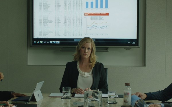 "Anna Gunn appears in ""Equity."" Photo provided"