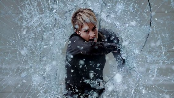 """Shailene Woodley appears in """"The Divergent Series: Insurgent."""" Lionsgate photo"""