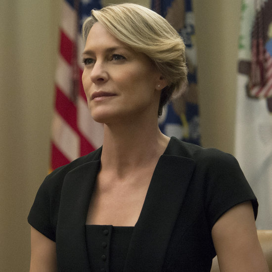 "Robin Wright appears in ""House of Cards."" Photo provided"