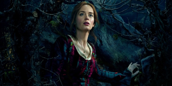 """Emily Blunt appears in """"Into the Woods."""" Disney photo"""