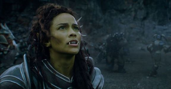 "Paula Patton stars in ""Warcraft."" Universal Pictures photo"