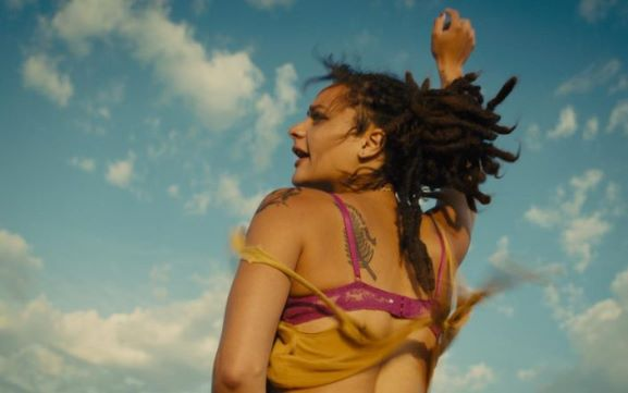 "Sasha Lane stars in ""American Honey."" A24 photo"