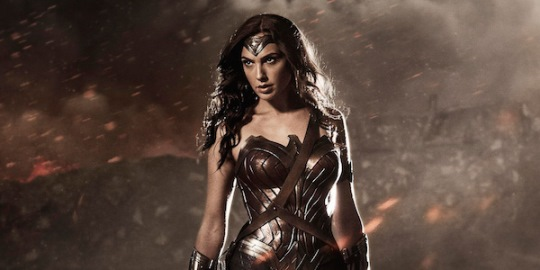 "Gal Gadot plays the titular hero in the upcoming film ""Wonder Woman."" Warner Bros. photo"