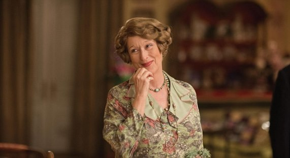 "Meryl Streep, appearing in the lead role in ""Florence Foster Jenkins, will receive the 2017 Cecil B. DeMille Award at tonight's Golden Globe Awards. Paramount Pictures photo"