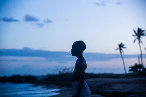 "Alex R. Hibbert appears in a scene from ""Moonlight."" A24 photo"