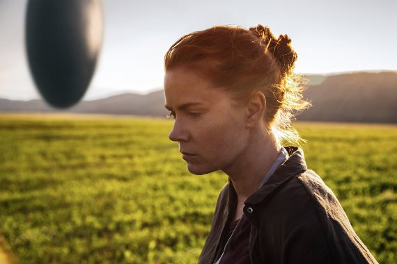 "Amy Adams stars in ""Arrival."" Paramount Pictures photo"