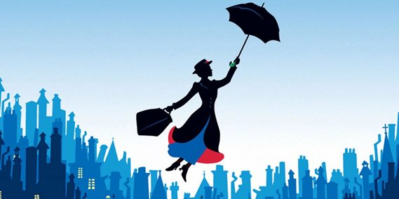 "Disney has started production on ""Mary Poppins Returns."" Disney poster image"