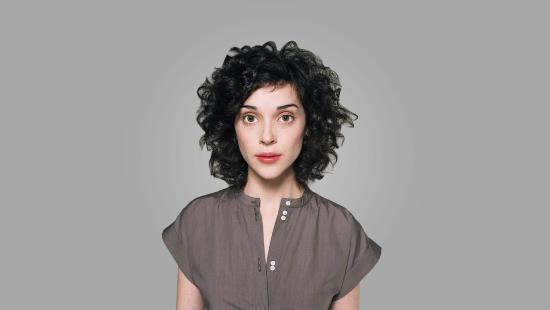 "Experimental rocker St. Vincent makes her directorial debut with ""XX,"" an all-female horror anthology that premiered at the Sundance Film Festival and arrived in theaters and on demand Friday. Photo provided"