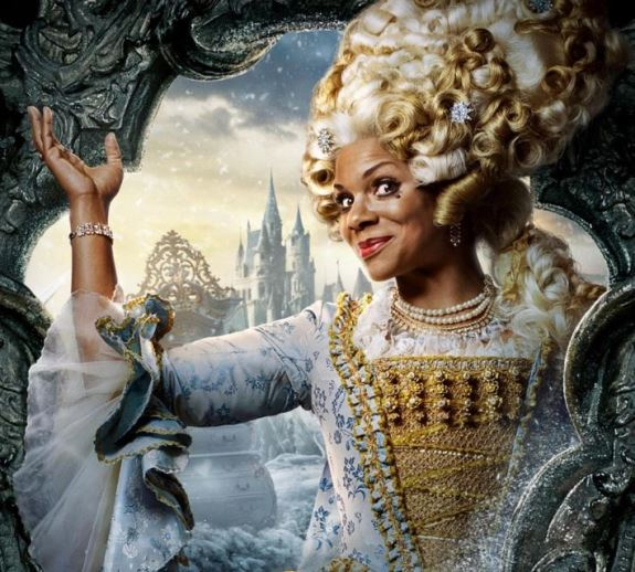 """Audra McDonald plays opera singer Madame Garderobe, who is magically transformed into a wardrobe, in Disney's blockbuster live-action movie-musical version of """"Beauty and the Beast."""" Photo provided by Disney"""
