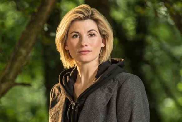 "The BBC announced Sunday that Jodie Whittaker, who previously starred on the British TV crime drama ""Broadchurch,"" will be the 13th time lord on the long-running series ""Doctor Who."" BBC photo"