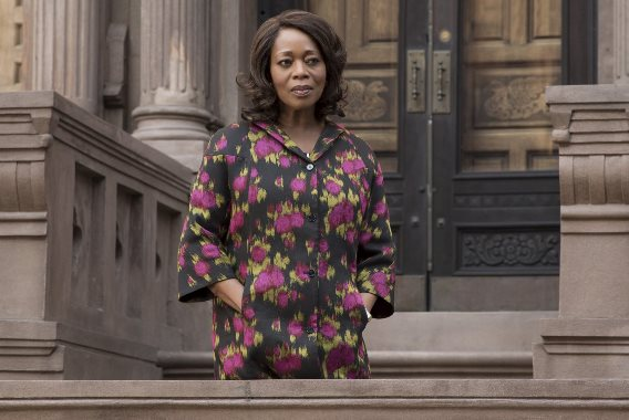 "Alfre Woodard appears in the Marvel Comics-based series ""Luke Cage."" Netflix photo"