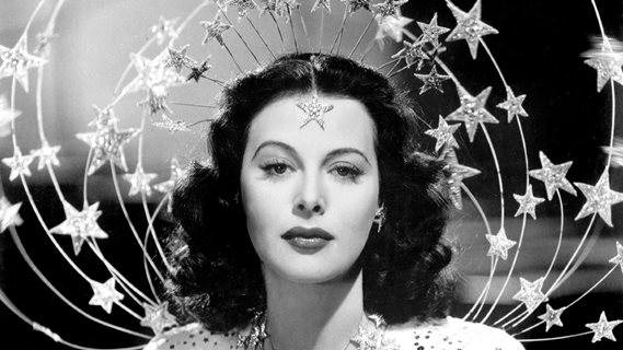 "Hedy Lamarr is seen in the documentary ""Bombshell: The Hedy Lamarr Story."" Zeitgeist Films photo"