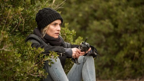 "Diane Kruger appears in her Cannes Film  Festival award-winning film ""In the Fade."" Magnolia Pictures photo"