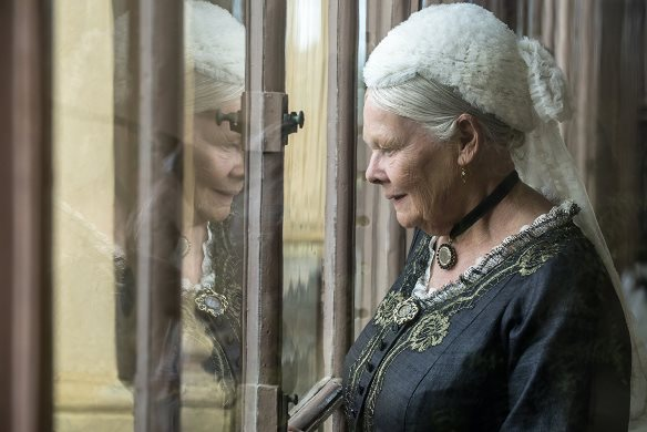 rose judi dench