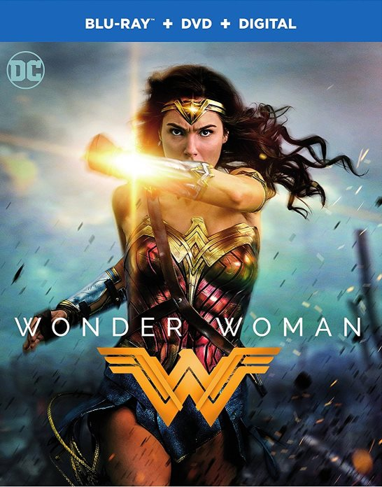"""Wonder Woman"" powers on to DVD, Blu-ray, and a 4K UHD Blu-ray on Sept. 19. Warner Bros. photo"