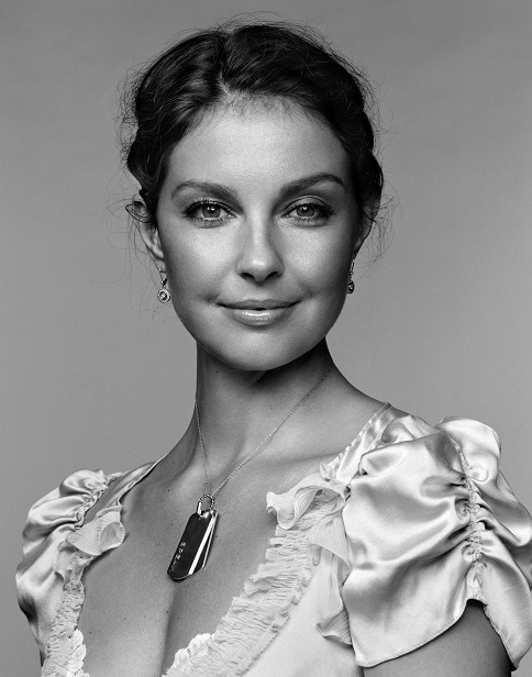 Ashley Judd. Photo courtesy Alex Cayley