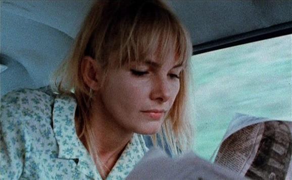 "Writer, director and star Barbara Loden appears in the 1971 film ""Wanda."" Bardene International photo"