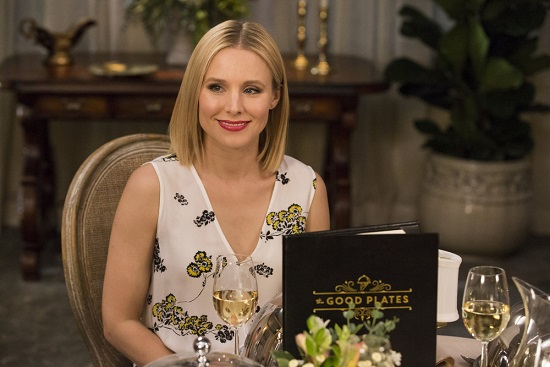 "Kristen Bell, star of the critically acclaimed TV series ""The Good Place,"" will be the first host of the Screen Actors Guild Awards. NBC photo"