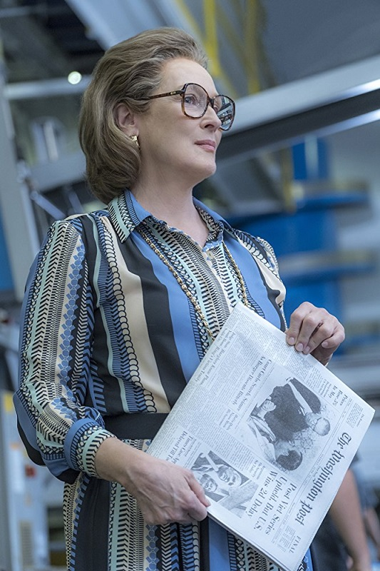 "Meryl Streep appears in a scene from ""The Post."" Twentieth Century Fox Film photo"