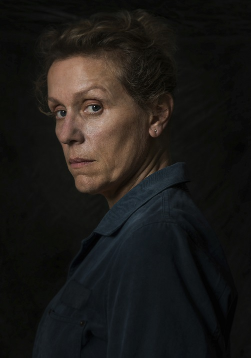 "Frances McDormand stars in ""Three Billboards Outside Ebbing, Missouri."" Fox Searchlight photo"