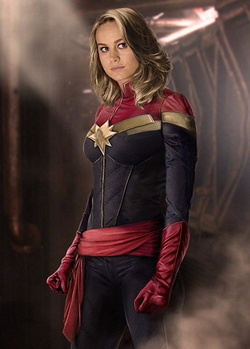"""Brie Larson plays the title character in the 2019 release """"Captain Marvel."""" Marvel Studios photo"""