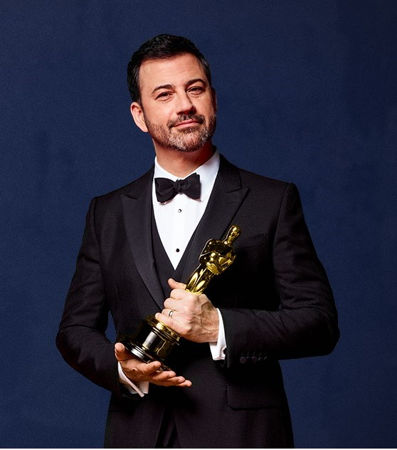 Jimmy Kimmel is hosting the 2018 Academy Awards. Oscars photo