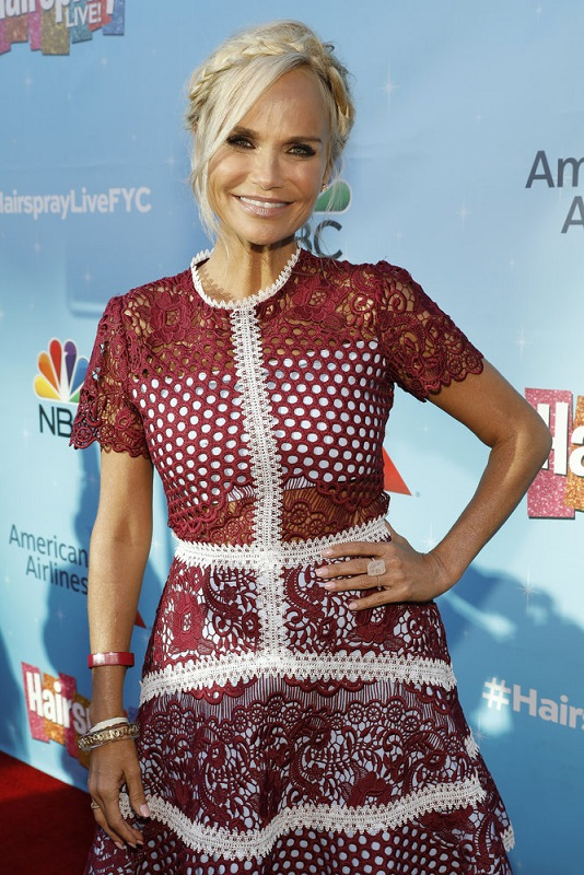 "Kristin Chenoweth has been cast as Lavinia Peck-Foster in the second season of NBC's irreverent comedy series ""Trial & Error."" Photo by Trae Patton, NBC"